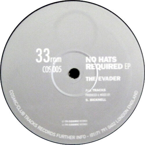 No Hats Required EP