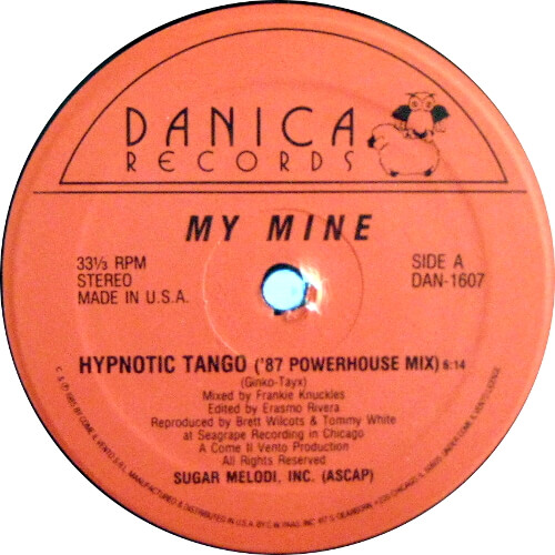 Hypnotic Tango (1987 Powerhouse Mix)